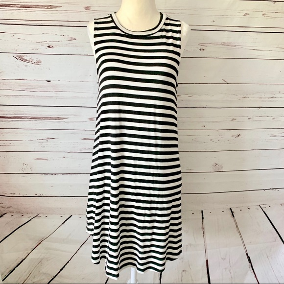 one clothing Dresses & Skirts - One Clothing Women Small Black & White Dress